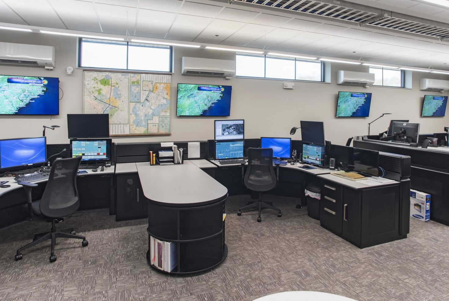 Communications Room