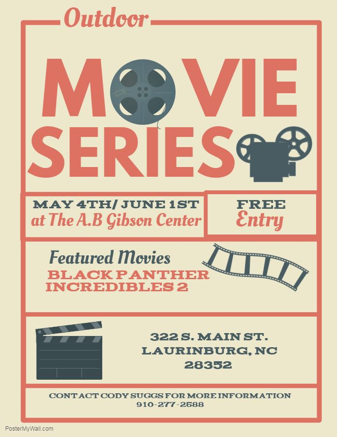 Outdoor Movie Series