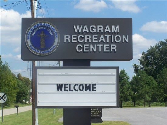 Wagram Sign